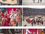 grands jeux romains famille Nîmes