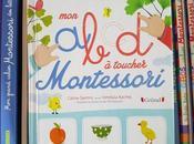 ABCD Montessori toucher Claire Frossard, Céline Santini Vendula Kachel