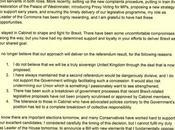 Déçue politique May, ministre Andrea Leadsom démissionne