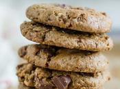 Cookies beurre cacahuètes chocolat noir (vegan)