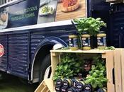 """champs basilic Paris Juin, mois Cueillette Barilla"""". Food Truck, dégustations…"""