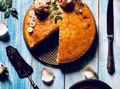 Gato vézétarien gâteau sans oeufs, recette tante Vadee