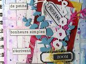 Page couv' Junk Journal