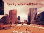 Dansez salsa, bachata, merengue, kizomba, rock Défense tout l'été 2019