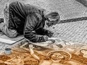 peinture, pris comme valeurs sociaux-culturelles