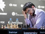 pied finale Grand Prix d'échecs FIDE