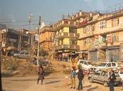 Route Novembre 2018 Katmandou Pokhara