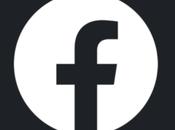 Facebook «dark mode» Android