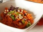 Salade carottes thaïlandaise