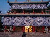 Puja Monastère, Swayambunath, Bhaktapur, massage, dîner chez Lhamu Novembre Katmandou