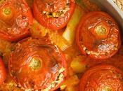 """recette """"généreuse laborieuse"""" réconciliée avec préparation tomates farcies"""