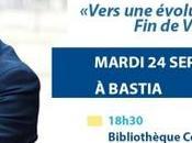 Conférence Bastia 18h30