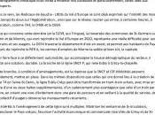Communiqué LRDG d'Europe ligne SNCF Esbly-Crécy