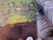 club lemmings très distingués Julie Colombet