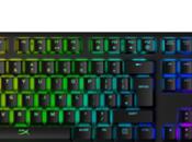 HyperX annonce disponibilité clavier mécanique Alloy Origins équipé d'interrupteurs