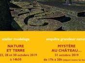 Château Bouges proche Valençay) Octobre 2019