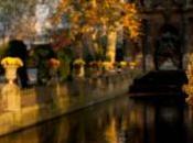 Olivier Rolin jardin Luxembourg, centre zodiaque]