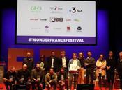 première plus qu'encourageante pour Wonder France Festival