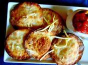 Dumplings farcis fromage végétal