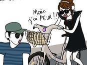 Vélib, déjà vélo, formule pratique écologique, revisitée Pénélope Jolicoeur