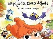 Mortelle Adèle pays contes défaits Diane Feyer
