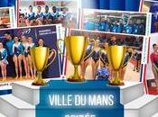gymnastes l'AGM Soirée Champions Mans