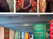 exposition d'art textile aborigène l'Ambassade d'Australie, Paris, jusqu'au janvier 2020