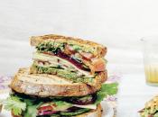 Bombay sandwich {Club-sandwichs végétariens