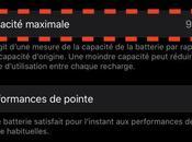 Comment vérifier l'état batterie votre iPhone