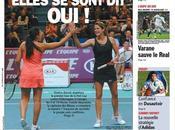 Tennis, Super Marion rosse