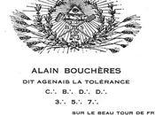 Décès Pays Alain Bouchères, Agenais Tolérance, compagnon boulanger.