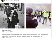 #giletsjaunes pourrissent tête. L'exemple Vosges #antisémitisme #UPR #confusionnisme