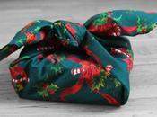 L'art furushiki pour Noël zéro déchet