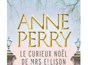 Curieux Noël Ellison d'Anne Perry