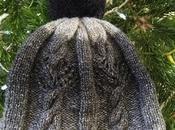 Tricoter bonnet torsades jours pour femme