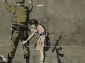 Avec cette crèche, Bansky lance appel paix Cisjordanie