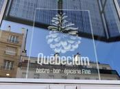 découverte Québecium, nouvelle cantine québécoise