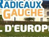 Radicaux Gauche d'Europe réseaux sociaux
