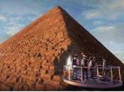 Visite réalité virtuelle pyramide Khéops