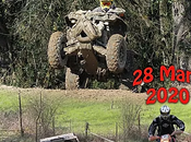 rando Lourquennoise moto, quad mars 2020