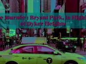 New-York, Bryant Park, HighLine, Dyker Hights