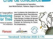 "Expo ""Cartooning tree"" musée d'Histoire Naturelle d'Ethnographie Colmar"