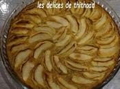Gâteau tout pommes