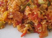 Risotto mexicaine