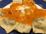 Raviolis frais maison: farce boeuf tomates confites séchées