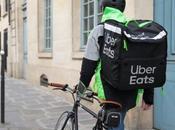 Uber Eats Carrefour s'associent pour livrer courses domicile