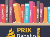 Prix Babelio bientôt retour écrans
