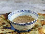 Pancakes chinois oignons verts vegan