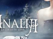 Inalia, tome larmes Saphir, Maud Cordier