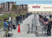 COVID-19, Chine, Walmart centre d'achats Colocs